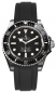 black FKM-rubber strap for Rolex SEA-DWELLER